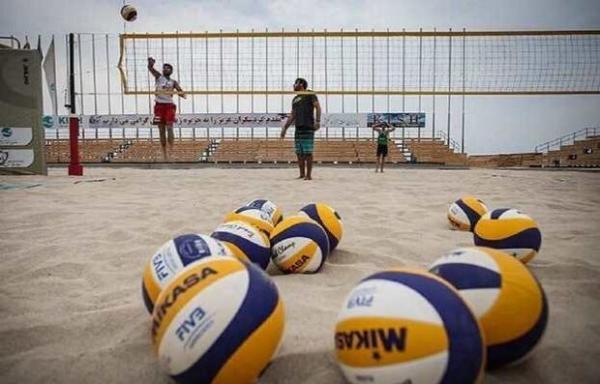تست کرونای 4عضو تیم ملی والیبال ساحلی ایران مثبت اعلام شد